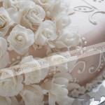 торт, свадебный торт, цветы, розы, крупный план